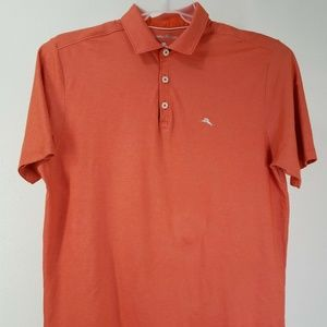Tommy Bahama Shirts - Tommy Bahama Men Short Sleeve Polo Shirt Large